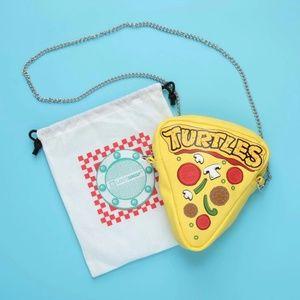 Handbags - Teenage Mutant Ninja Turtles tmnt pizza purse